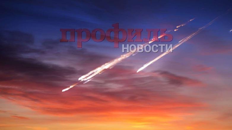 Метеорит, упавший в Красноярском крае, попал на видеорегистраторы
