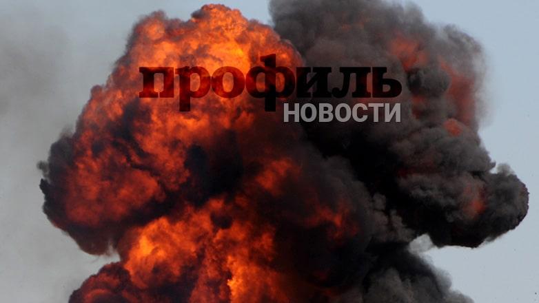 В Москве прогремели взрывы на заводе с газовым оборудованием