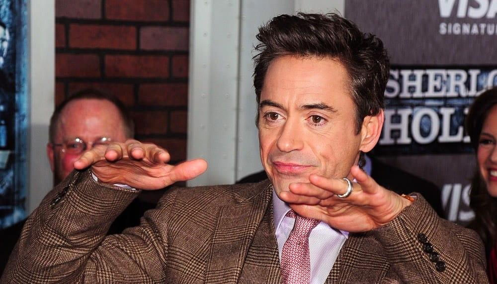 Robert Downey Jr Роберт Дауни-младший