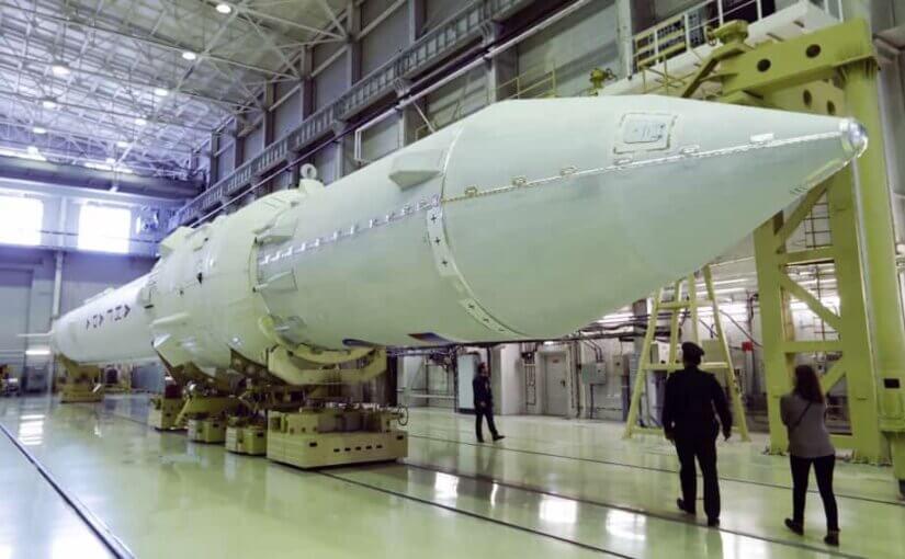 На создание ракетного комплекса «Ангара» Россия затратила 112 млрд рублей