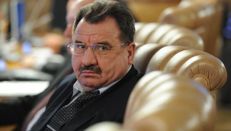 Глава ЦНИИ ВКО генерал Сергей Ягольников