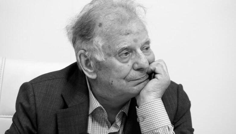 Учёный, лауреат Нобелевской премии по физике Жорес Алфёров