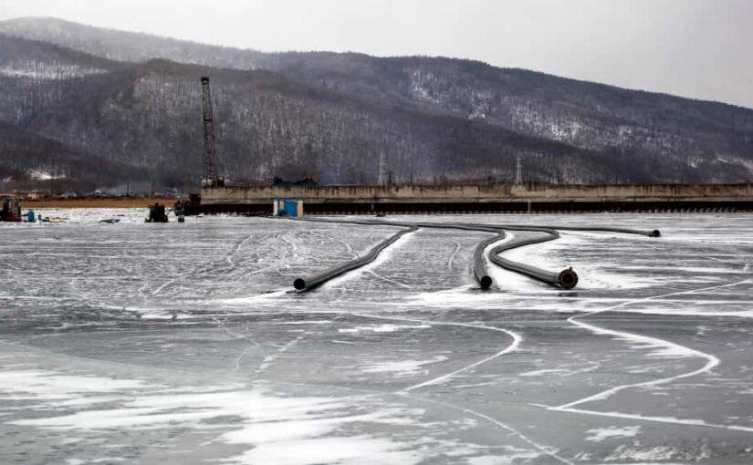 Строительство завода по розливу питьевой воды под Иркутском приостановлено