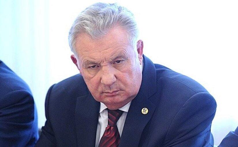 Экс-полпред президента в ДВФО Ишаев обвинен в особо крупном мошенничестве