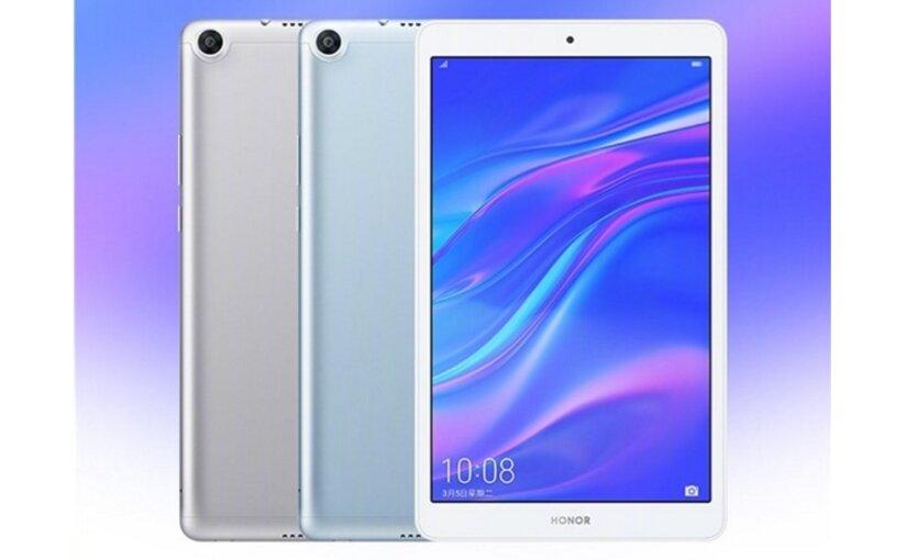 В Китае представили новый планшет Honor Tab 5 и назвали его цену