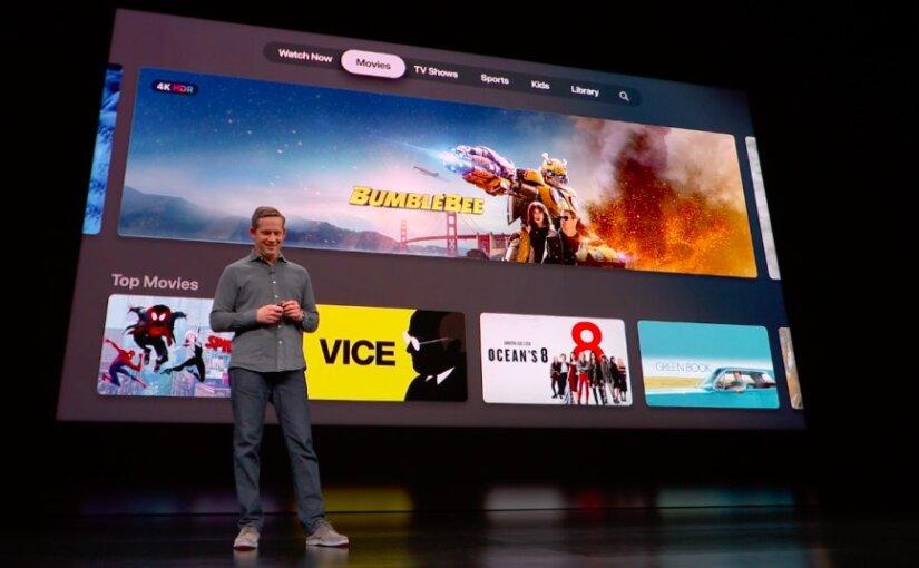 Apple представила стриминговый сервис AppleTV+