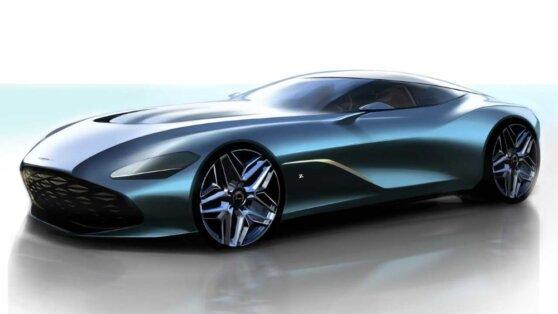 Опубликованы фото суперкаров Aston Martin к 100-летию ателье Zagato