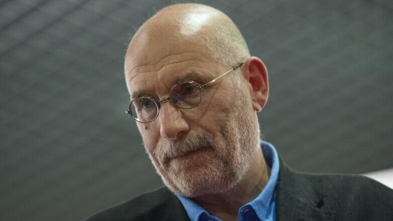 Писатель Борис Акунин (Григорий Чхартишвили)