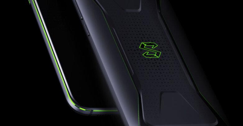 Игровой смартфон Xiaomi Black Shark 2