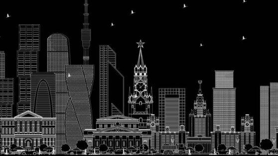 Подсветку Кремля, Госдумы и вокзалов в Москве погасят в честь акции «Час земли»