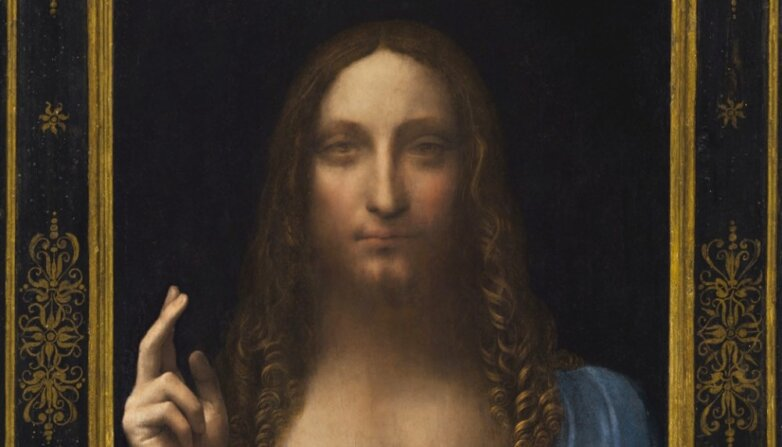 ИзЛувра пропала известная картина Леонардо даВинчи, стоимостью $450 млн