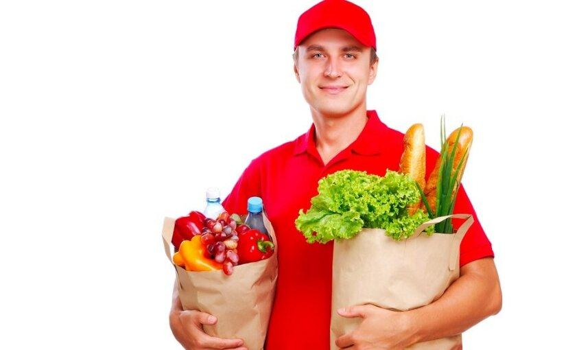 Ритейлеры за год увеличили доставку продуктов на дом на 50 процентов