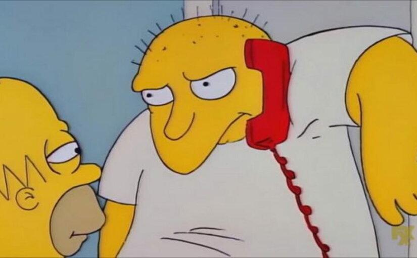 Из серии «Симпсонов» 1991 года вырезали фрагмент с голосом Майкла Джексона