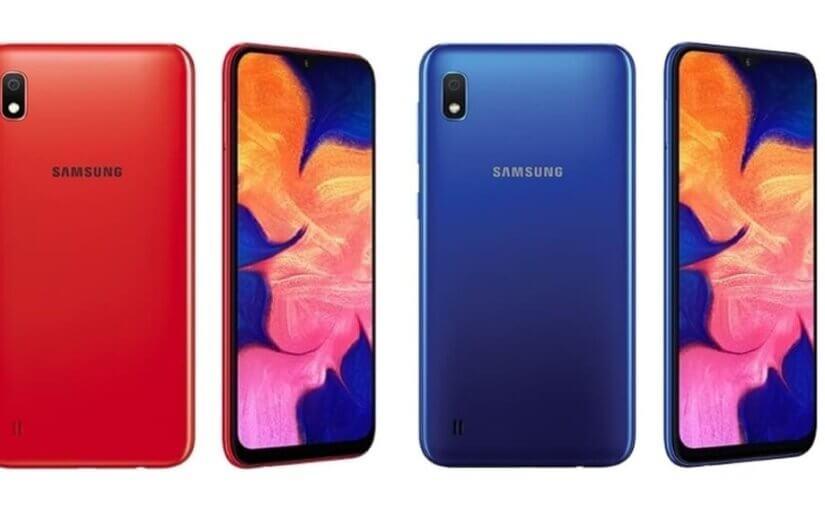 Samsung представила смартфон Galaxy A10 стоимостью всего в 120 долларов