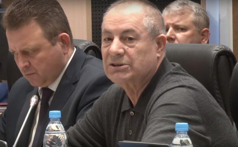 ЕР исключила волгоградского депутата Набиева после слов о тунеядцах