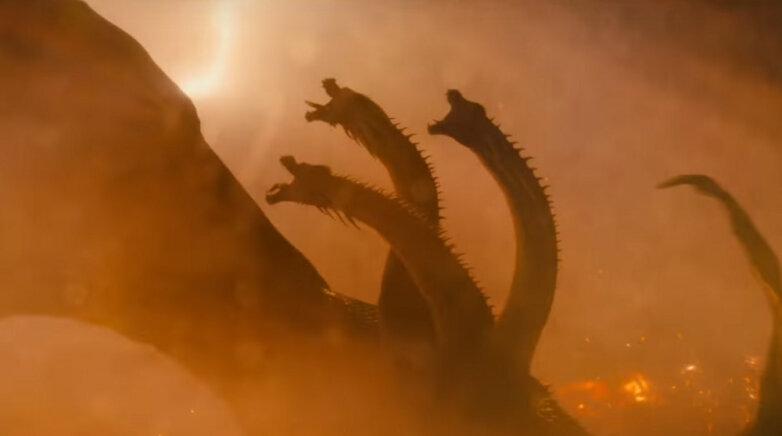 Новые монстры иновые разрушения: появился трейлер фильма «Годзилла 2: монарх монстров»