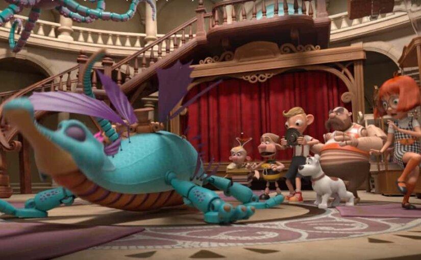 Сборы мультфильма «Гурвинек» оказались низкими из-за бойкота крупных кинотеатров