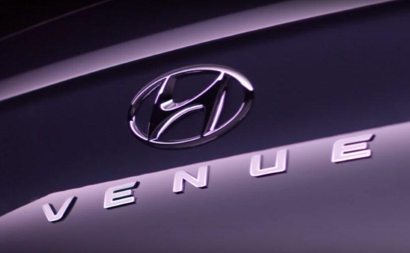 Новый мини-кроссовер Venue станет самым доступным в ассортименте Hyundai