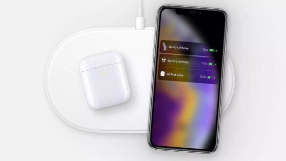 Apple не будет выпускать беспроводную зарядку AirPower