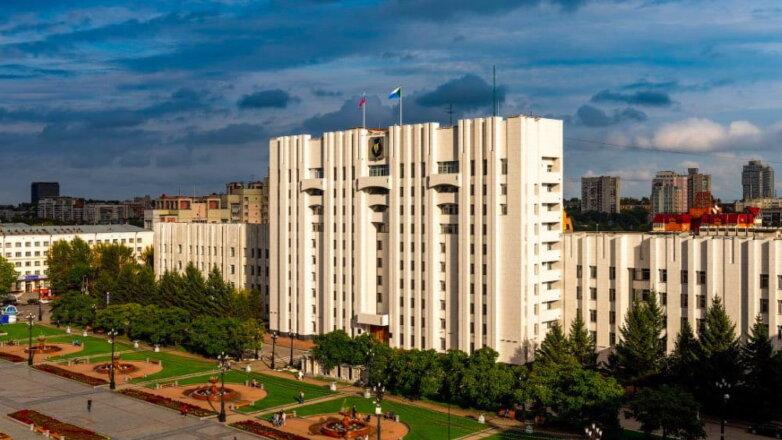 Дом правительства, Хабаровск