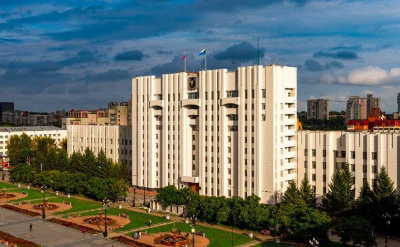 В правительстве Хабаровского края проходят обыски