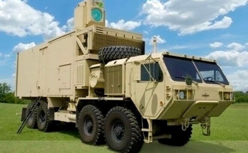 Пентагон собирается создать лазерное оружие для установки на бронетранспортеры