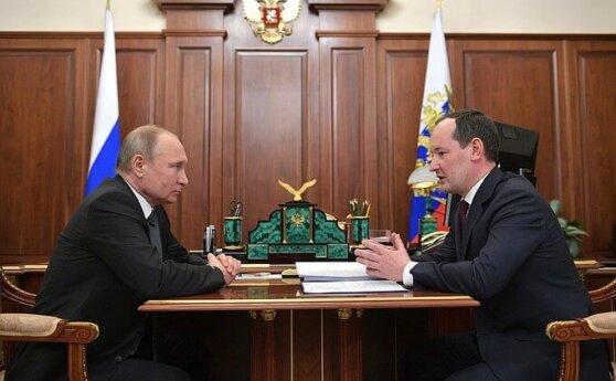 Сайта Президента России