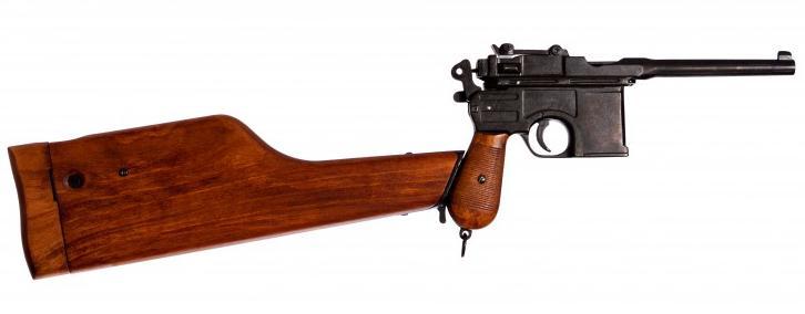От «Маузера» до «Стечкина»: названы лучшие армейские пистолеты ХХ века