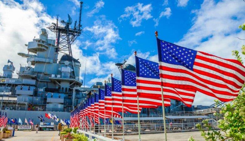 Военно-морская база США