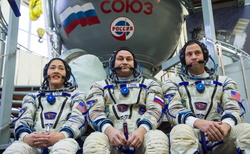 Корабль «Союз МС-12» успешно состыковался с МКС утром 15 марта