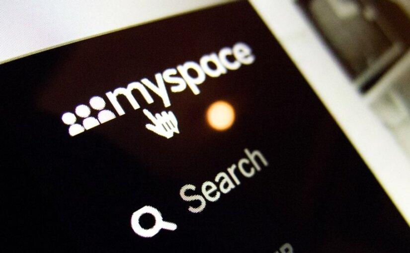 Одна из первых соцсетей MySpace потеряла данные пользователей за 12 лет