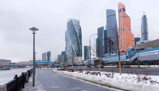 Тепло и ветрено будет в Москве и Подмосковье в субботу