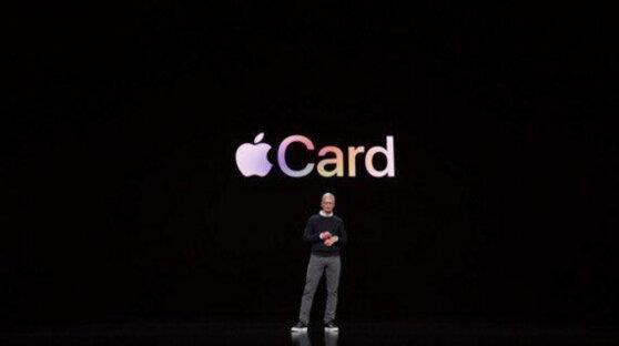 Apple разработала собственный платежный сервис Apple Card