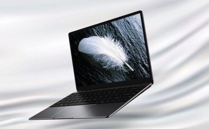 Chuwi завершила сбор средств на выпуск ноутбука Chuwi Aerobook