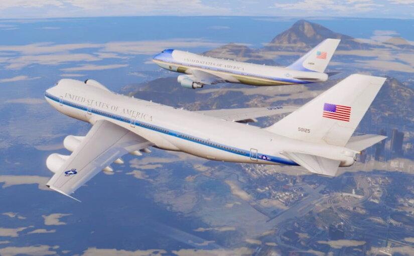 Из-за подтопления авиабазы в США передислоцировали «самолет судного дня»