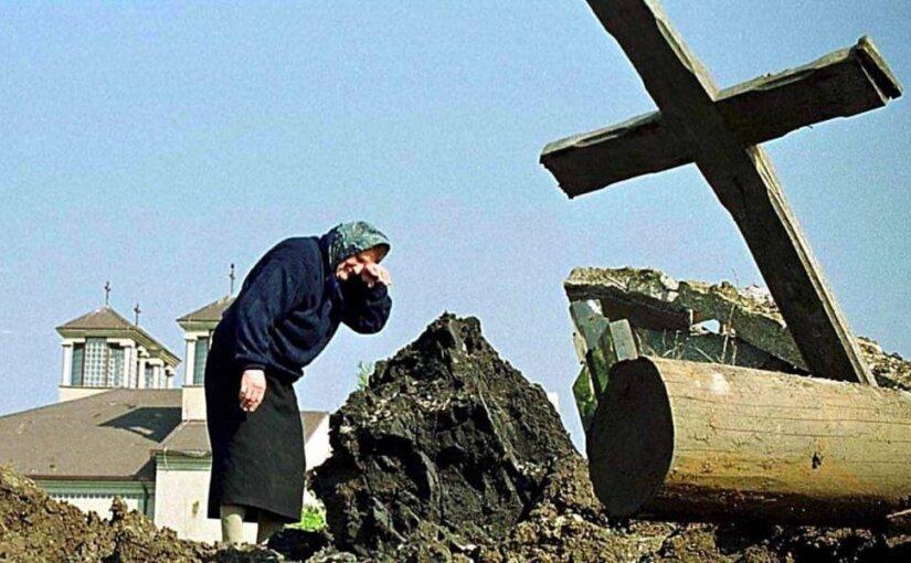 20 лет спустя: видеосвидетельства очевидцев бомбардировок Югославии