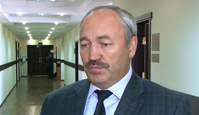 Василий Шихалев, бывший зампред правительства Хабаровского края
