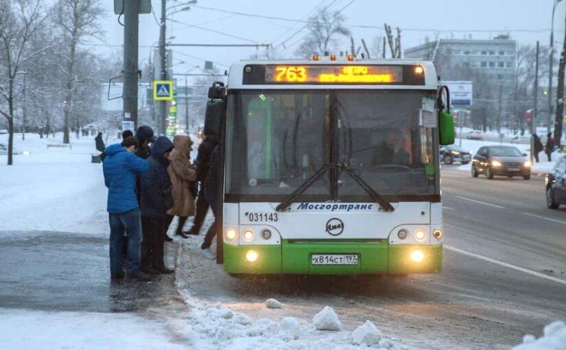 Подушки безопасности во всех российских автобусах могут появиться в 2020 году