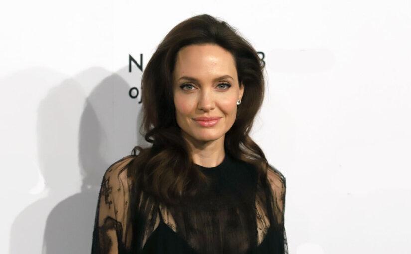 Анджелина Джоли согласилась сыграть в новом фильме Marvel по комиксу