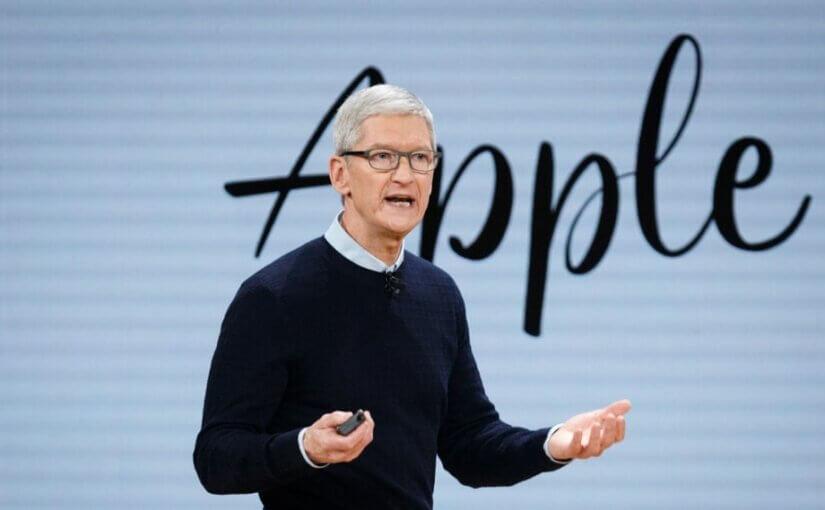 Глава Apple решил сменить фамилию после оговорки Трампа