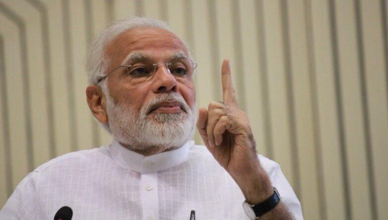Премьер Индии Нарендра Моди