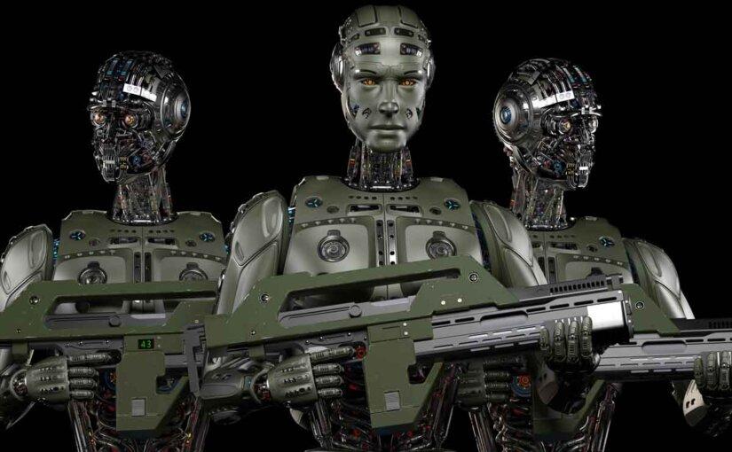 Военные России и США приспосабливают искусственный интеллект для своих нужд