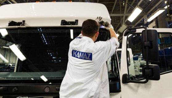 Доля грузовиков «КамАЗ» на авторынке РФ в 2019 году достигла 50%