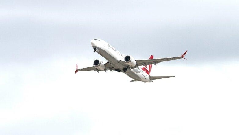 Boeing 737 Max 8, самолёт