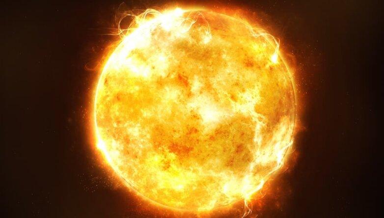 Солнце, космос