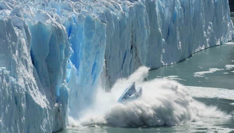 Арктика, Северный Ледовитый океан, лёд, таяние, глобальное потепление