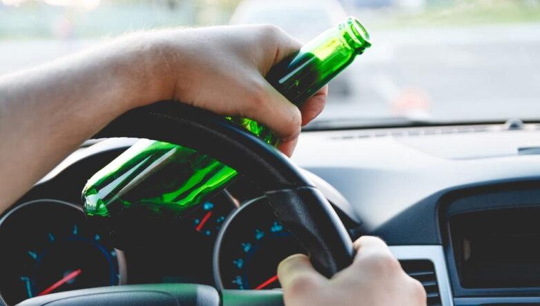 Вождение в нетрезвом виде, пьяный водитель