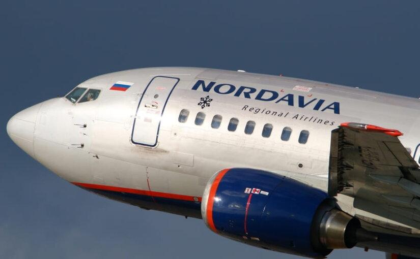 Авиакомпания «Нордавиа» сменила название