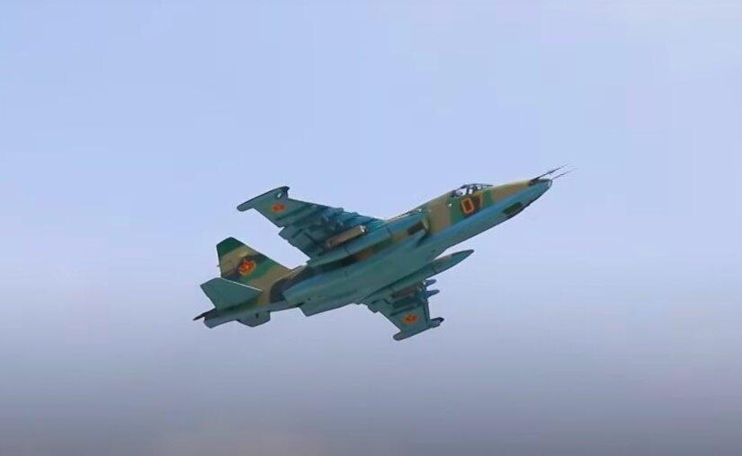 Минобороны потратит на модернизацию Су-25 почти 3 млрд рублей