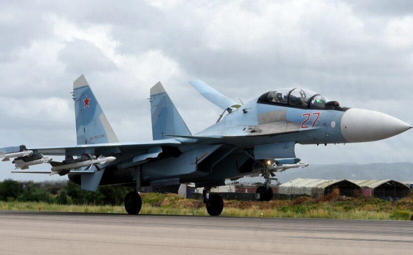 Россия может начать поставки 20 истребителей Су-35 в Египет в 2020 году